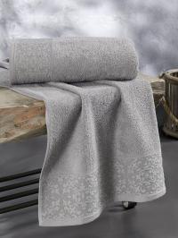 Полотенце Karna Melen 70x140, серый