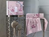 полотенец Karna Malinda, розовый