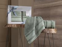 полотенец Karna Ladin, хаки зеленый