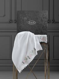 полотенец Karna Amora, кремовый
