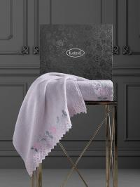 полотенец Karna Amora, розовый