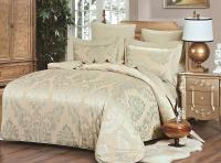 Жаккардовое постельное белье Karna