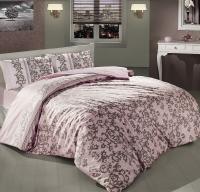 Комплект Altinbasak Suave, розовый