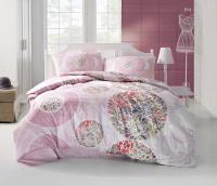 Комплект Altinbasak Izem, розовый