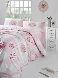 Комплект Altinbasak Belin, розовый
