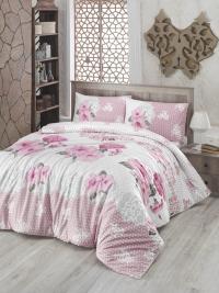 Комплект Altinbasak Guldem, розовый