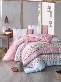 Комплект Altinbasak Justo, розовый