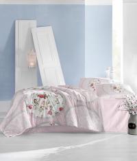 Комплект Altinbasak Perlita, розовый