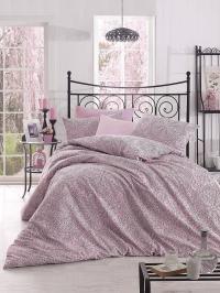 Комплект Altinbasak Rozi, розовый