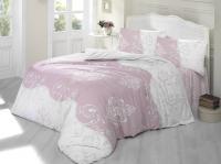Комплект Altinbasak Melina, грязно-розовый