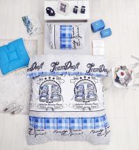 Комплект Altinbasak Molly, голубой