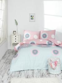 Комплект Altinbasak Orleon, розовый