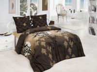 Постельное белье Acelya Bamboo Tree, коричневый