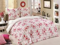 Постельное белье Acelya Bonita, розовый
