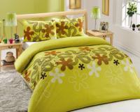 Постельное белье Altinbasak Smart, зеленый
