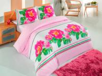 Постельное белье Altinbasak Sirena, розовый