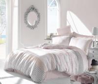 Постельное белье Altinbasak Risha, розовый