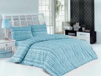 Постельное белье Altinbasak Tweed, голубой