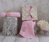 полотенец Karna Romans, розовый