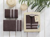 полотенец Karna Petek, коричневый