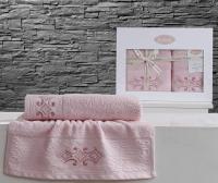 полотенец Karna Galata, розовый