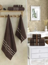 полотенец Karna Bale, коричневый