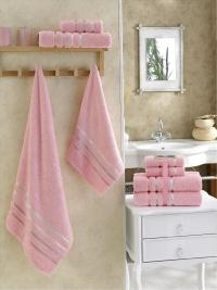полотенец Karna Bale, розовый