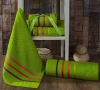 полотенец Karna Bale Neon, зеленый арт. 967/char006