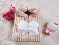 Одеяло-конверт KAZANOV.A. Infanty, пудра