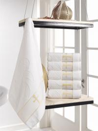 Купить полотенце Rose Крестик 70х140 см (6 шт.)