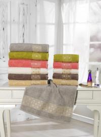 Купить полотенце Rose Luna 70х140 см (6 шт.)