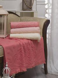Набор из 4-х полотенец DO&CO Damask 70х140 см