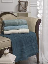 Набор из 4-х полотенец DO&CO Melissa 70х140 см