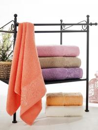 Купить полотенце Philippus Slow Cotton Carmin 50х90 (6 шт.)