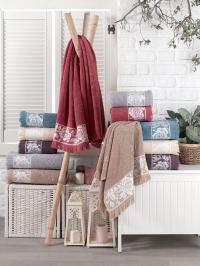 Купить полотенце Meteor Rose 50х90 см