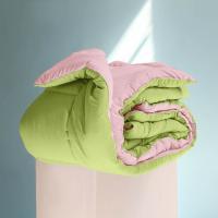 Одеяло Sleep iX MultiColor, розовый/салатовый