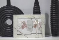 Набор из 2-х полотенец Sofi De Marko Nuans, кремовый