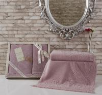 Набор из 2-х полотенец Sofi De Marko Rakela, фиолетовый