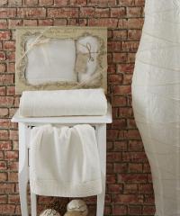Набор из 2-х полотенец Sofi De Marko Missi, св. кремовый