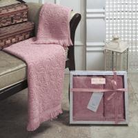 Набор из 2-х полотенец Sofi De Marko Esra, розовый