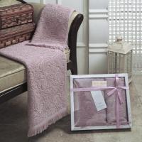 Набор из 2-х полотенец Sofi De Marko Esra, пепельно розовый