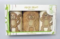 Набор из 3-х детских салфеток Sofi De Marko Mongo, 30х50 см