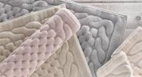 Набор ковриков Gelin Home Erguvan, бирюзовый