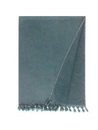 Полотенце Buldan Gaia 90х170 см, серый-зеленый