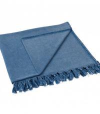 Полотенце Buldan Gaia Tery 90х170 см, голубое