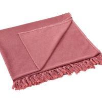 Полотенце Buldan Gaia Tery 90х170 см, темно-розовое