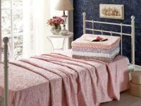 Полотенце Tivolyo Camilla 90х150 см, грязно-розовое