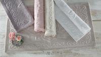 Коврик Gelin Home Sonil 70х120 см, грязно-розовый