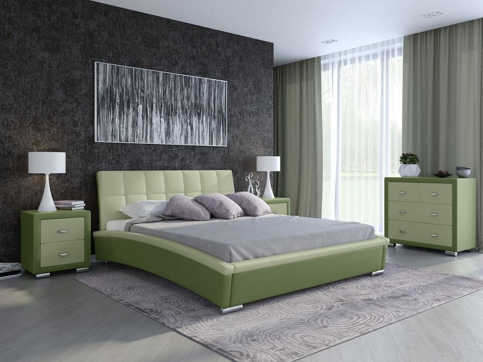 дизайн спальни с белой кроватью фото позволит более определённо