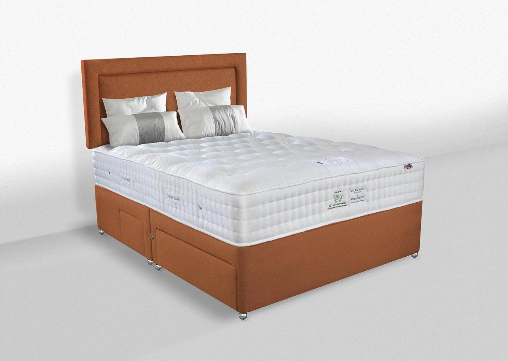 Купить матрас Sleepeezee Wool Superb 2800